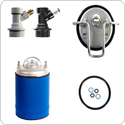 Keg Parts and Accessories