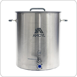 Brew Kettles, Pots, and Fermenters