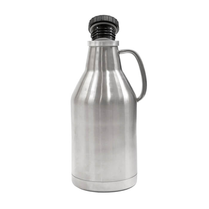 Ultimate Growler 64 Oz Stainless Steel Beverage Elements