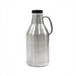Beverage Elements Stainless Steel Ultimate Growler 64 oz