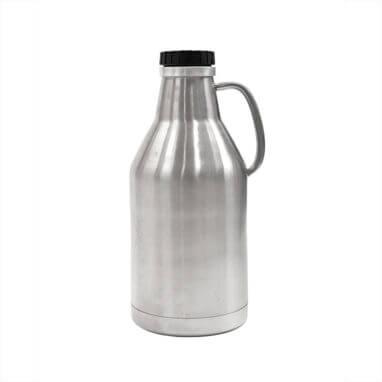 Beverage Elements Stainless Steel Ultimate Growler 64 oz