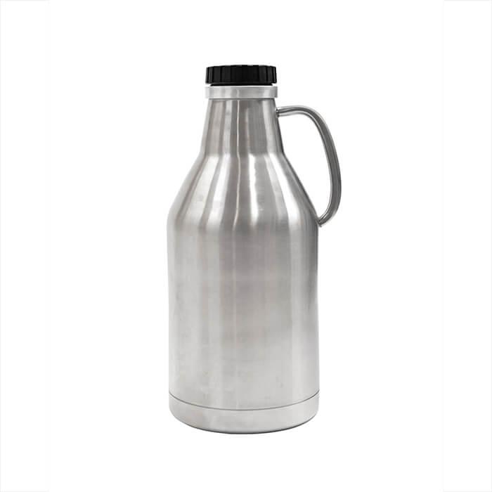 Ultimate Growler 64 Oz Stainless Steel Beverage Elements