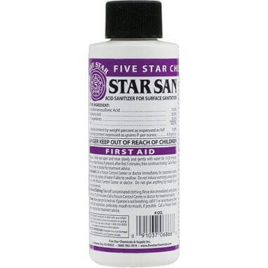Beverage Elements Star San