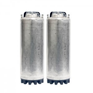 Beverage Elements 5 Gallon Ball Lock Keg Two Pack Class 2