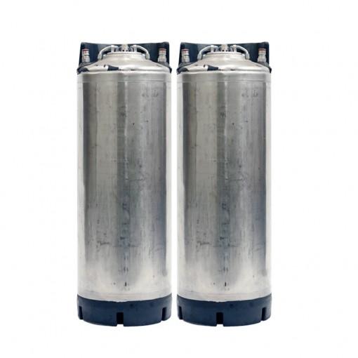 Beverage Elements 5 Gallon Ball Lock Keg Two Pack Class 3