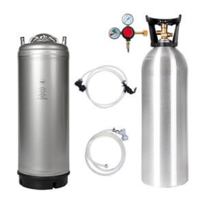 Beverage Elements Build Your Own Single Keg Kit