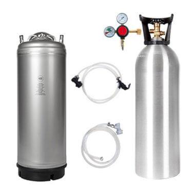 Beverage Elements Build Your Own Single Keg Kit