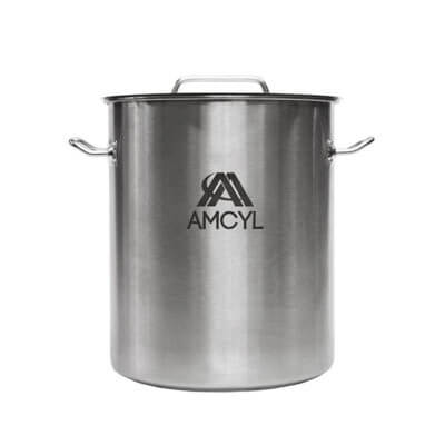 Beverage Elements 8 Gallon Brew Kettle Stainless Steel