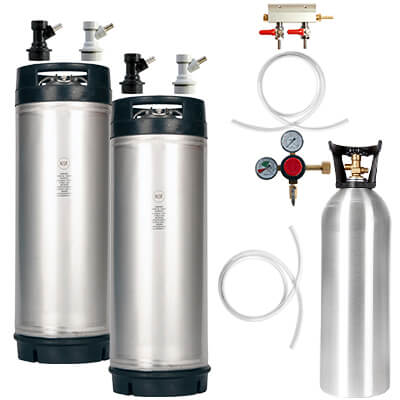 Beverage Elements Build Your Own Multi Keg Kit