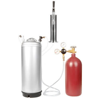 Beverage Elements Nitro Coffee Keg Kit 3