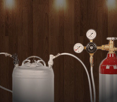 Cold Brew Coffee And Nitro Coffee Keg Kits