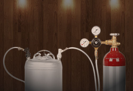 Cold Brew Nitro Coffee Keg Kits
