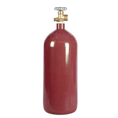 Beverage Elements 40 cu ft Nitrogen Cylinder Steel