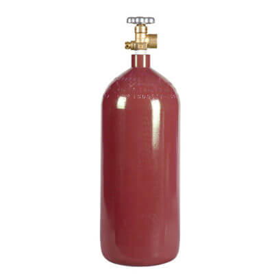 Beverage Elements 40 cu ft Nitrogen Cylinder Steel