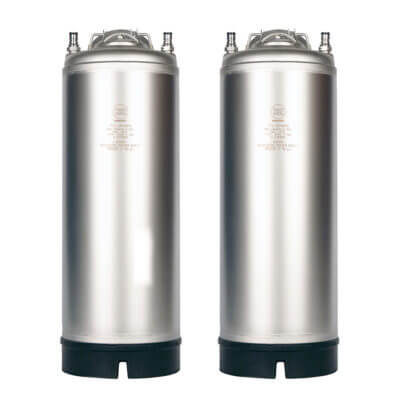 Beverage Elements AEB 5 Gallon Ball Lock Keg Two Pack