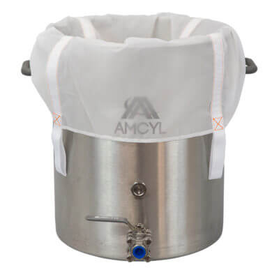 Beverage Elements Brew Bag in Kettle
