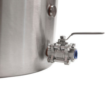 Beverage Elements Brew Kettle Valve