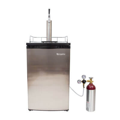Beverage Elements Cold Brew Coffee Nitro Coffee Kegerator Kit 5