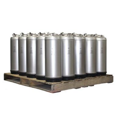 Beverage Elements 5 Gallon Single Handle Ball Lock Keg Pallet