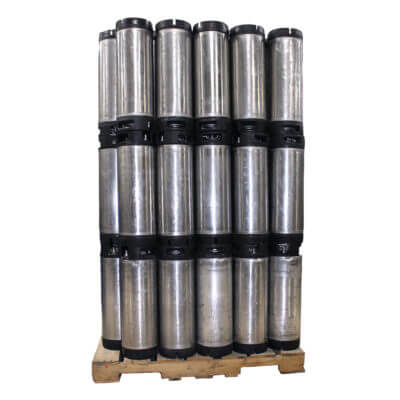 Beverage Elements Recon Keg Pallet Quantity 75