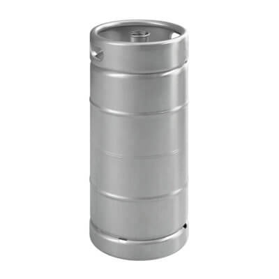 1/4 Barrel Beer Keg