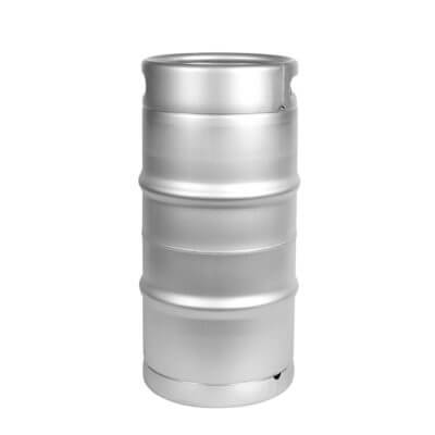Beverage Elements Quarter Barrel Keg