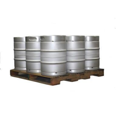 Half Barrel Sankey Keg Pallet