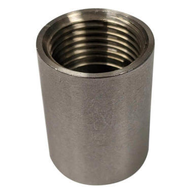 Stainless Steel Bazooka Screen Coupler