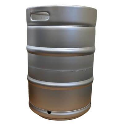 Stackable Half Barrel Sankey Keg