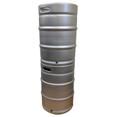 Nesting Kegs with Stackable Bottoms